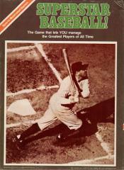 Superstar Baseball (Brown Box Edition)