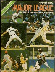 Statis Pro Baseball (1978 Edition)