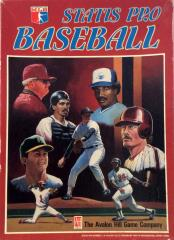 Statis Pro Baseball 1988 Edition Noble Knight Games