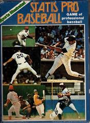 Statis Pro Baseball (1983 Edition)