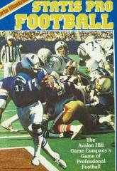 Statis Pro Football (3rd Edition, 1981)