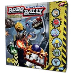 Robo Rally (3rd Printing)