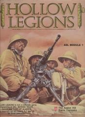 Hollow Legions (1st Edition)