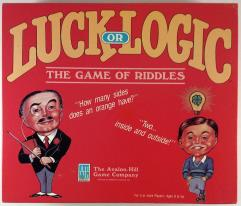 Luck or Logic - The Game of Riddles