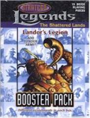 Stratego Legends - Landor's Legion Booster Pack