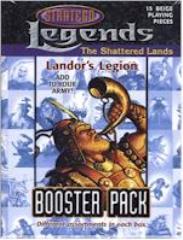 Stratego Legends - Landor's Legion Booster Pack