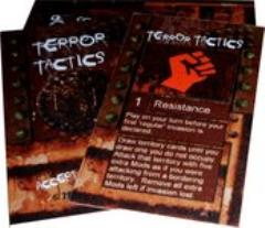 Terror Tactics Command Deck Expansion