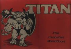 Titan (1st Printing)