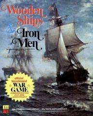 Wooden Ships & Iron Men (1st Edition)