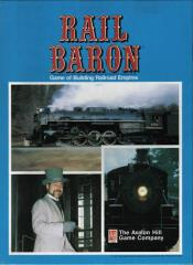 Rail Baron (1982 Edition)