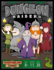 Dungeon Raiders (1st Edition)