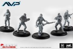 Weyland-Yutani Commandos