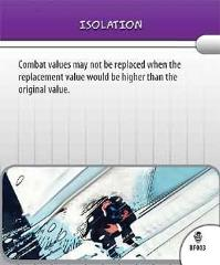 Battlefield Condition - Isolation