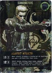 Promo Card - Albert Wesker