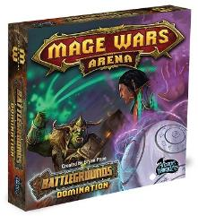 Mage Wars Arena - Battlegrounds Domination Expansion
