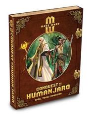Conquest of Kumanjaro - Spell Tome Expansion