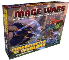 Forcemaster vs. Warlord Expansion Set (1st Printing)