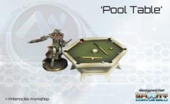 Hex Pool Table