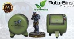 E-Systems Auto-Bins