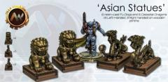 Asian Statues