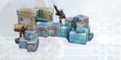 Crate Barricades - Set 1