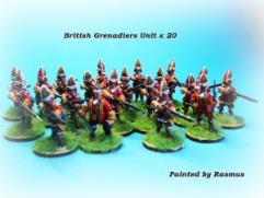 British Grenadiers Unit