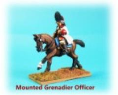 French Mounted Grenadier Officer