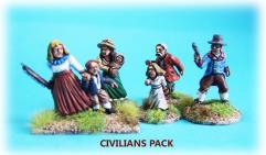 Civilians Pack