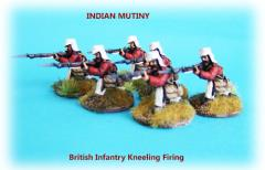 British Infantry - Kneeling Firing
