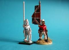British Infantry Standard