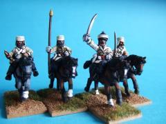 British Hussar Command