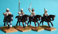 British Hussar Unit