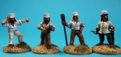 British Artillery Crew