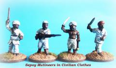 Mutineers in Civilian Clothes Unit