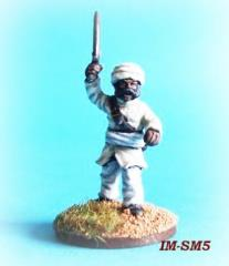 Sepoy Mutineer in Civilian Clothes 2