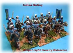 Bengal Light Cavalry Mutineers Unit