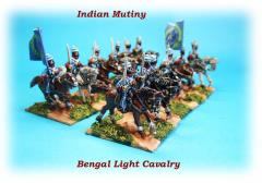 Bengal Light Cavalry Unit