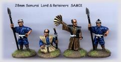 Samurai Lords & Retainers