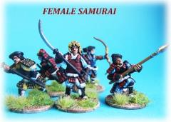 Female Samurai Warriors