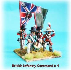 British Infantry Command