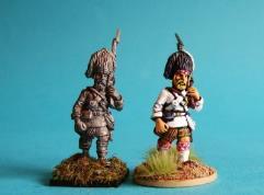 British Highlander - Marching