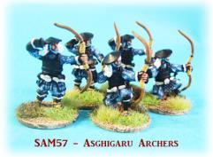 Ashigaru Archers w/Armor