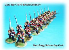 Infantry Advancing/Marching