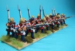 British Infantry Starter Army Set