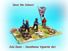 Zulu Dawn Vignette Set - 'Save the Colours'