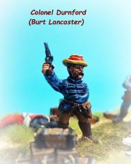 Zulu Dawn Character Set - 'Save the Colours'