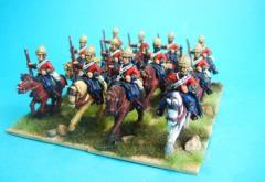 British Dragoons