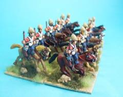 British Dragoon Unit