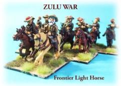 Frontier Light Horse w/Officer