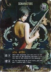 Promo Card - Ada Wong